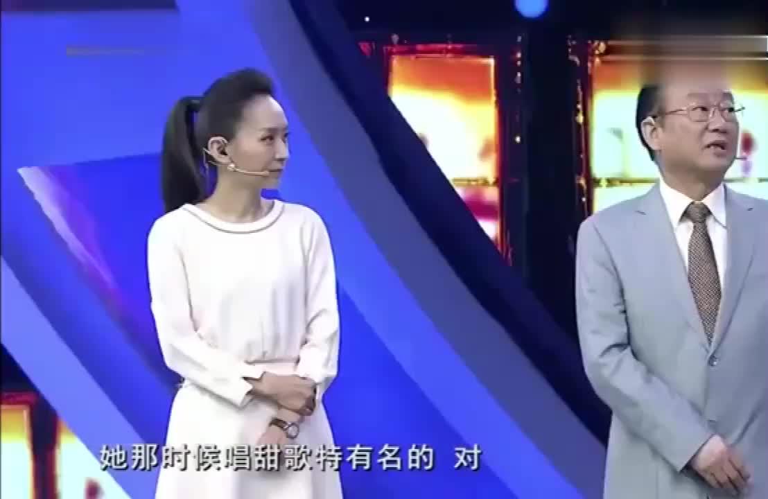 主持人追问蒋大为当年有没有喜欢过李玲玉蒋大为回答真机智