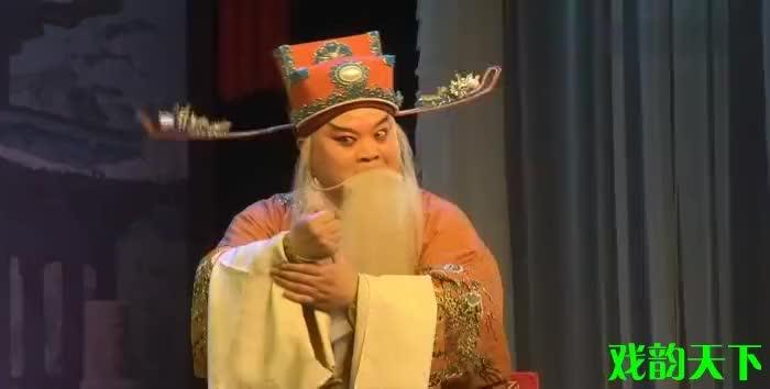 豫剧常派名剧《破洪州》天波府选段