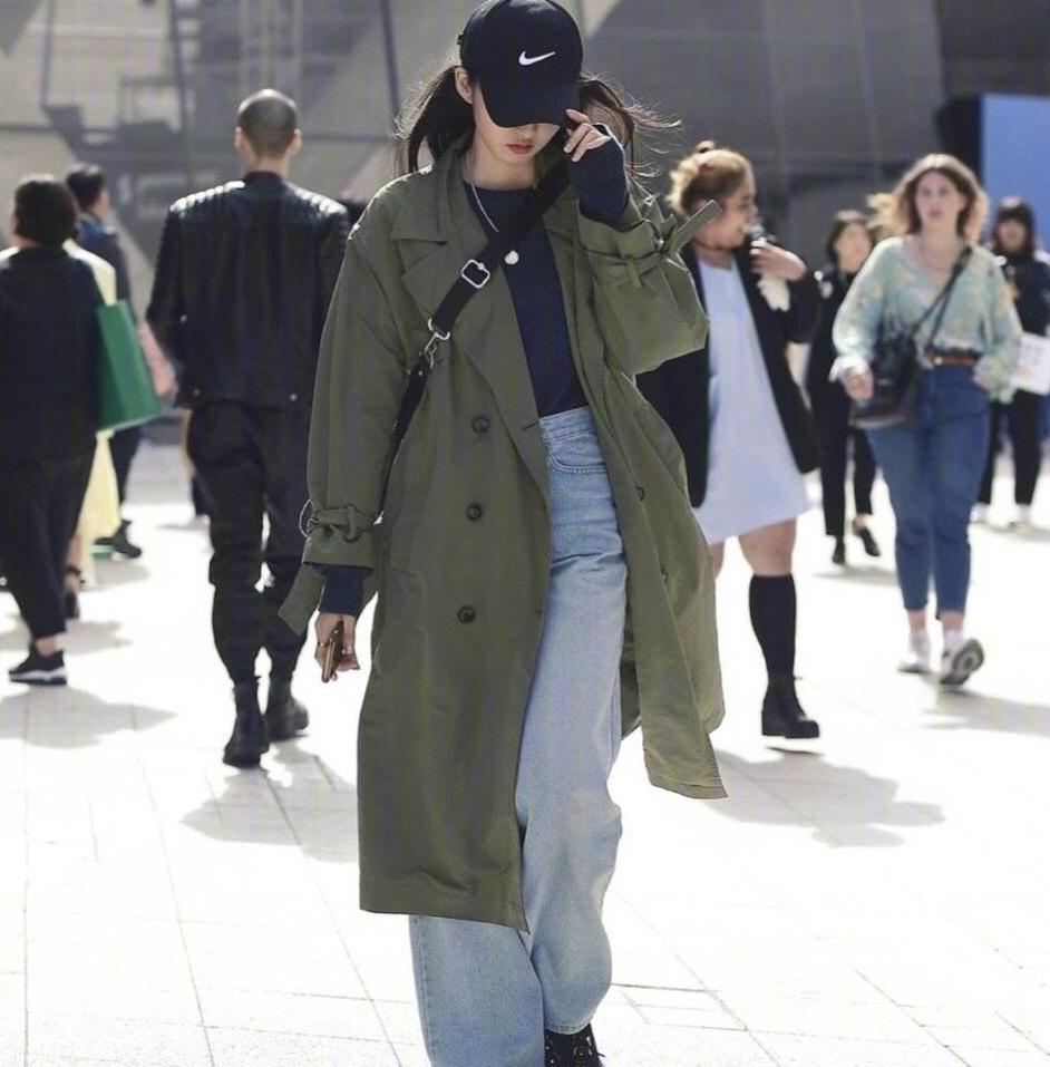韩国街拍时尚合集!看韩国小姐姐怎么搭配,演绎秋季满分答卷