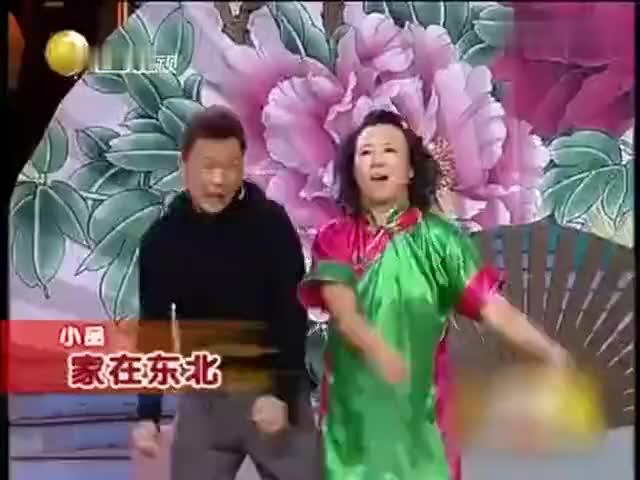 经典搞笑:孙丽蓉小品《家在东北》不花钱娶上媳妇了