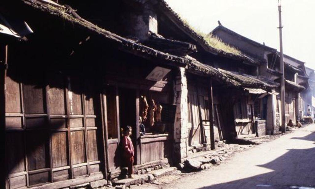 记忆中的80年代:老照片带你穿越到1984年的云南大理
