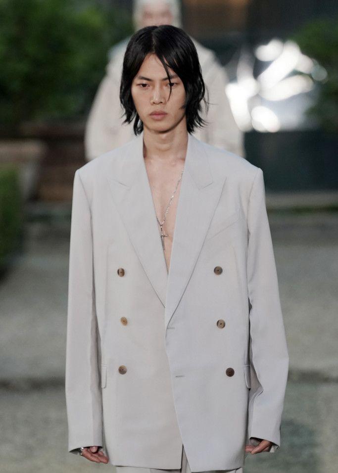 新鲜出炉:不帅不要钱,纪梵希Givenchy2020春季男装大秀