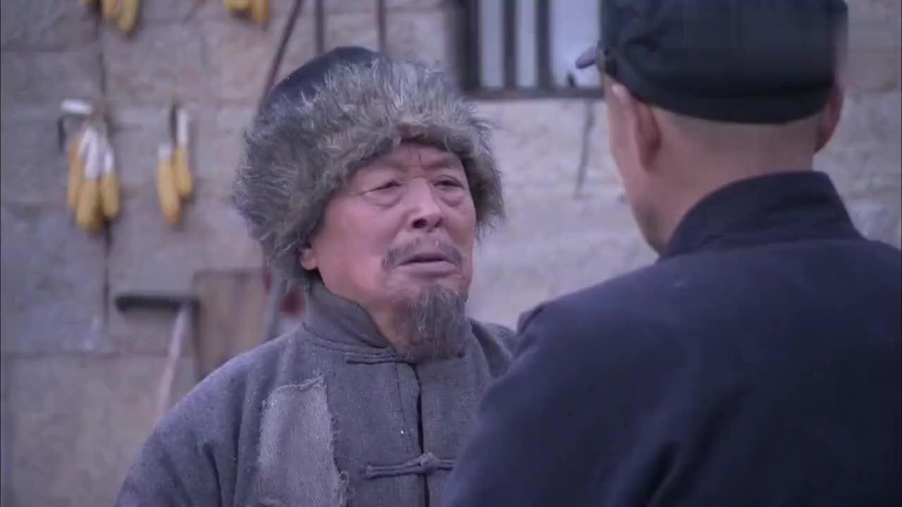 木匠表示家里有棺材不要钱刘洪当场发誓要为鲁汉两人报仇