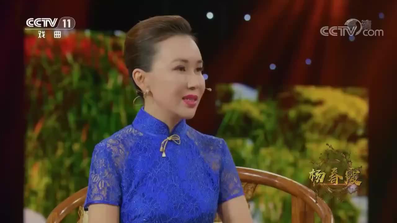 昆曲《长生殿》片段,杨春霞多年后的第一次扮装,不可错过!