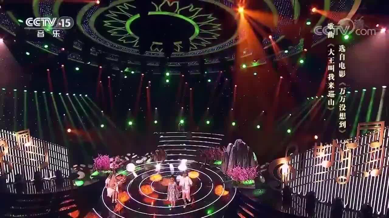 7岁小女孩演唱《大王叫我来巡山》,简直是天籁,实在太好听了!