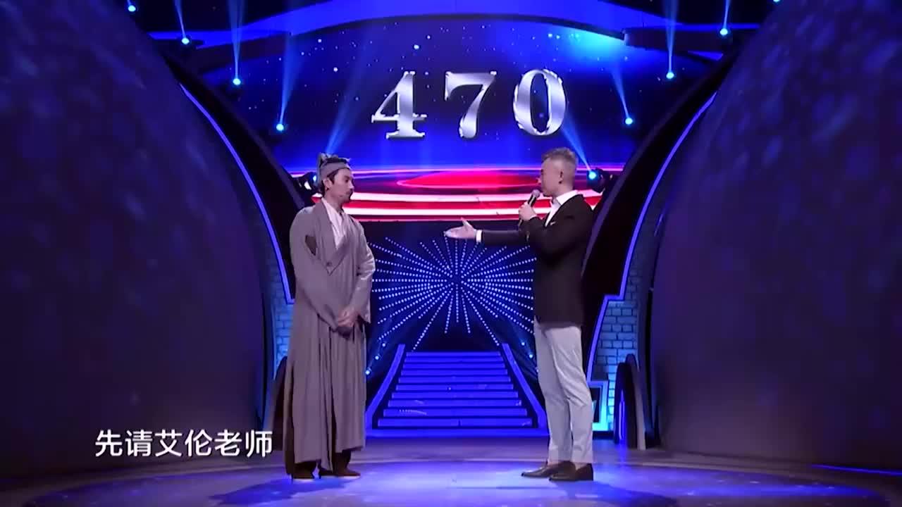 小品:舞台上难得一见的漂亮的喜剧女演员,鄂博真是出淤泥不染!