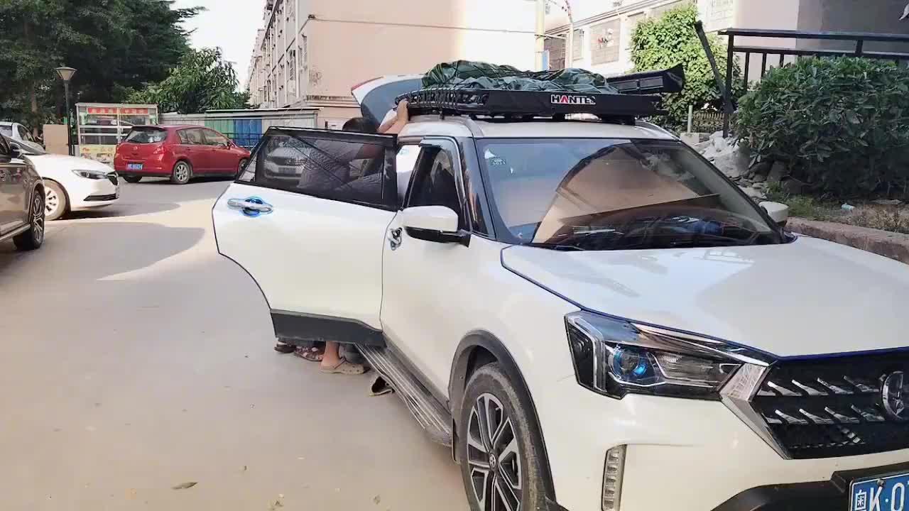 怎样合法安全改装床车自驾游?看了这个视频一步到位少走弯路