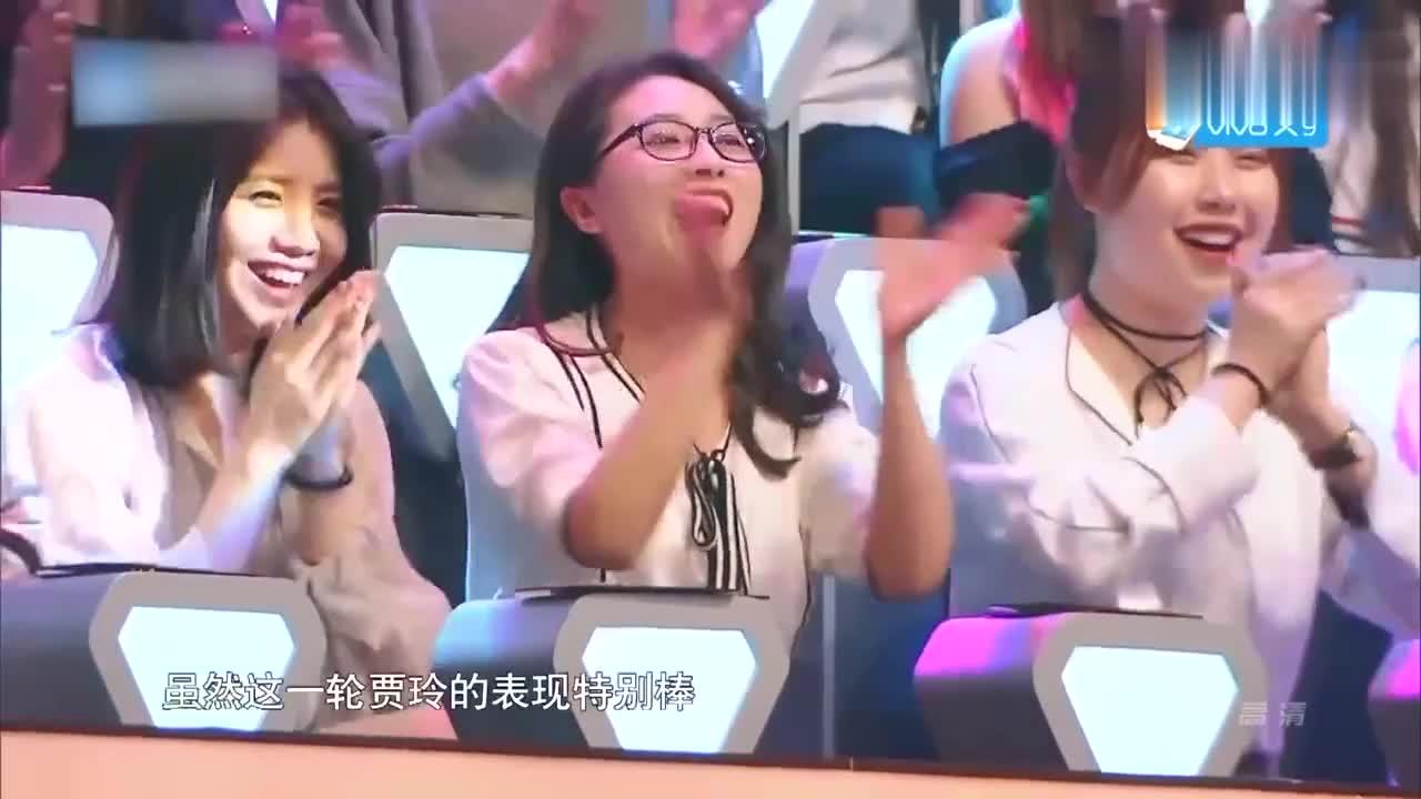 王牌:李小璐任嘉伦台上跳热舞,引来全场尖叫,太好看