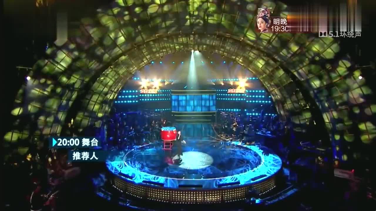 中国之星:许志安表现民族风这次请来了高手,这次又值得期待