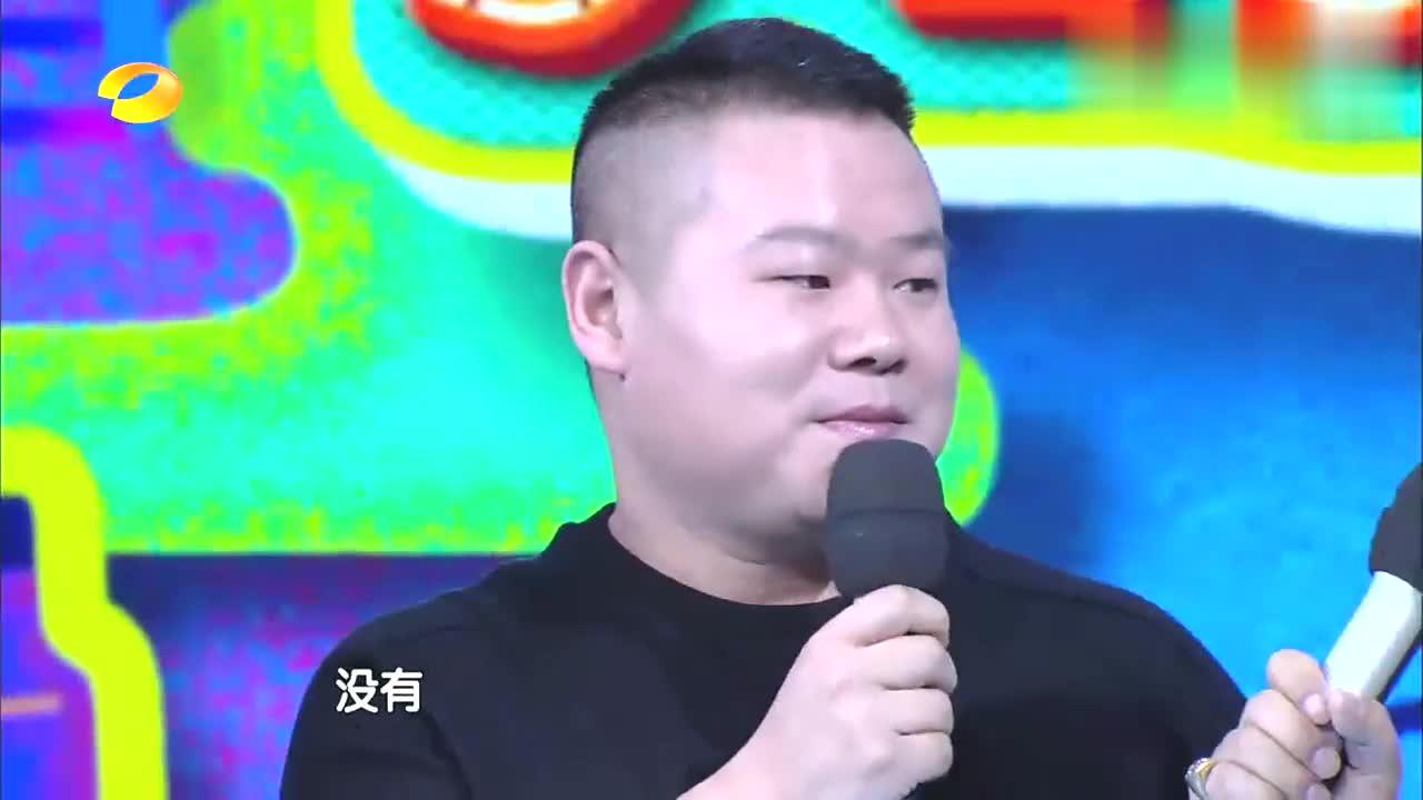 钱枫生下来就八斤四两,岳云鹏吃大白菜长胖的,汪涵惊出双下巴!