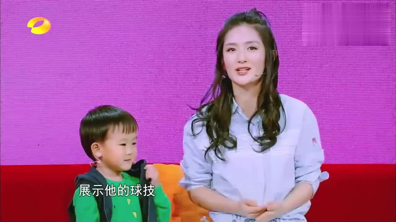 杨迪、沈凌、徐浩三打一,对阵四岁乒乓神童,球技太烂被萌娃嫌弃