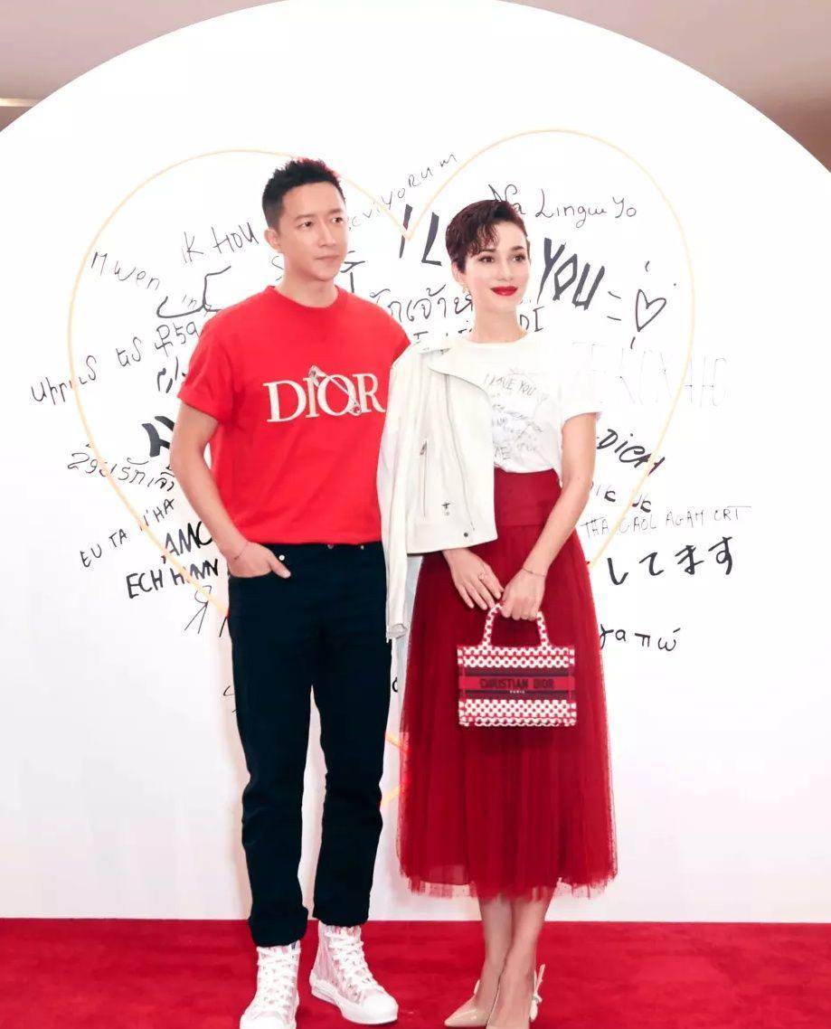 王俊凯&韩庚穿同一件迪奥衣服,大15岁的韩庚却比王俊凯还帅气