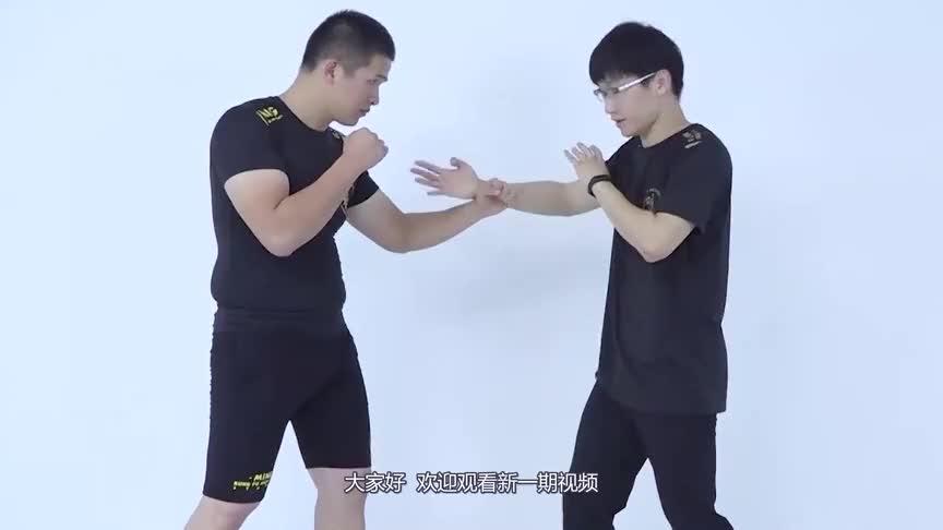 中国传统武术与自由搏击谁更强?争论不休之下,咏春大师出手了