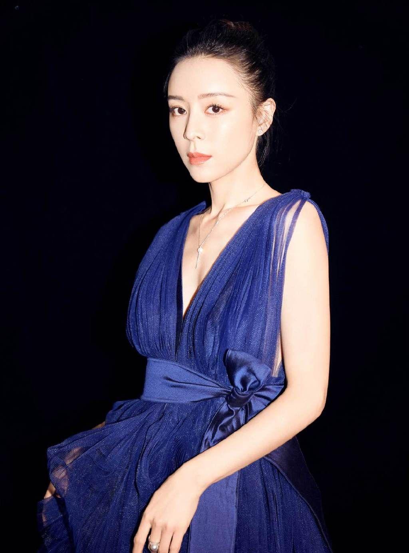张静初与《冰峰暴》剧组一同出席电影节,尽显优雅格调