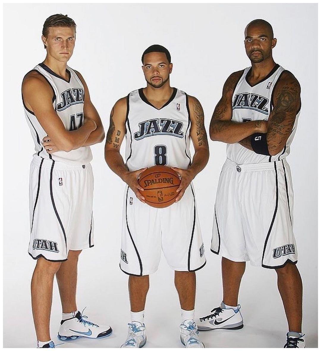 那些被遗忘的NBA三巨头:罗斯甜瓜不欢而散,麦迪也曾抱过大腿