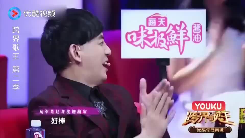跨界歌王:韩东君现场唱跳《失恋阵线联盟》,薛之谦大赞:帅