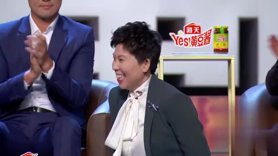 爆笑片段,张绍刚曝光邓亚萍不长个真相,说出来的时候笑喷了