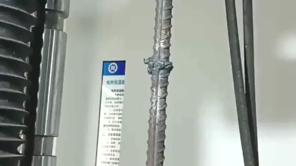 机器用力拉,接下来看到的一幕,这焊接技术就问你服不服?