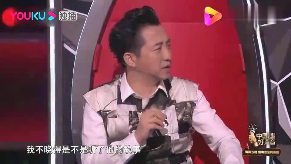 中国好声音:男团主唱来袭,李荣浩为了抢人,竟然当场尬舞起来!