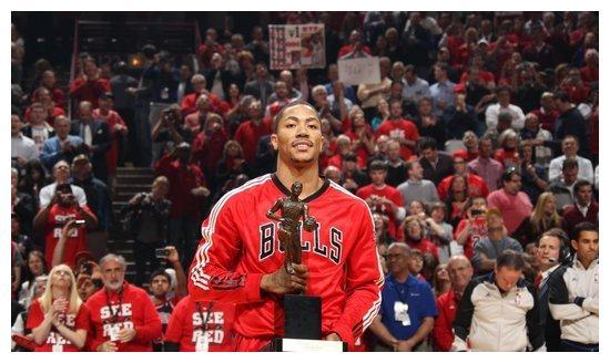 NBA历史最年轻的MVP是罗斯