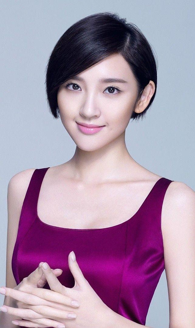 小姐姐唐艺昕,满目秋景盈秀色,一览丰硕载歌幽,清新甜美!