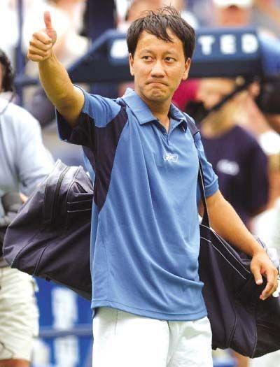 名人诞辰:美国华裔男子网球运动员一一张德培
