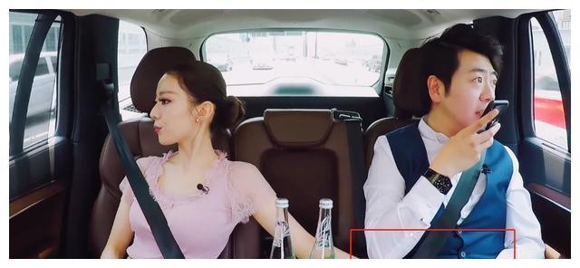 吉娜在视频中晒豪华婚戒,非常重视朗朗手的保护,碗都不能碰