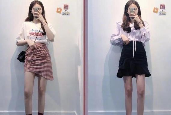 想要时尚街拍更甜美,小姐姐教你日常穿搭,显气质又显漂亮!