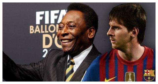 梅西对足球的控制和处理,没有人比他强,但精神属性一般