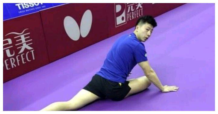 国乒这么重视体能,马龙与陈梦的引体向上,暴露了国乒的秘密