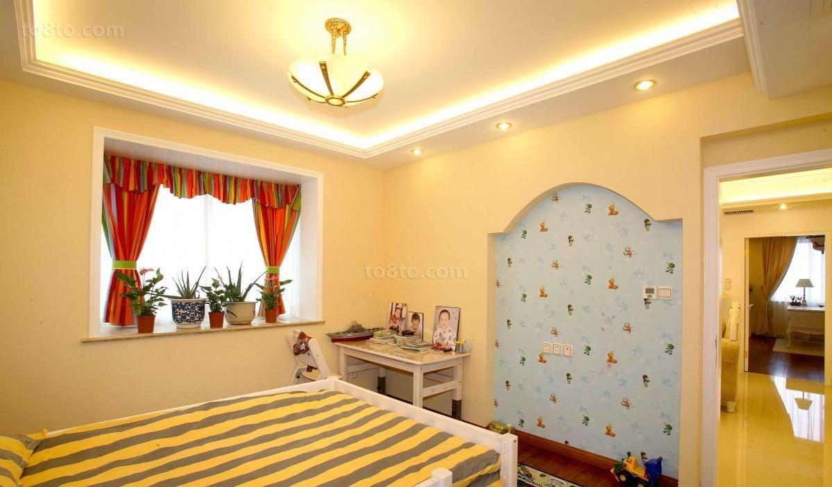 高颜值儿童房设计,给孩子定制专属小天地