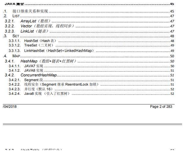 阿里架构师花近十年时间整理出来的Java核心知识pdf(Java岗)