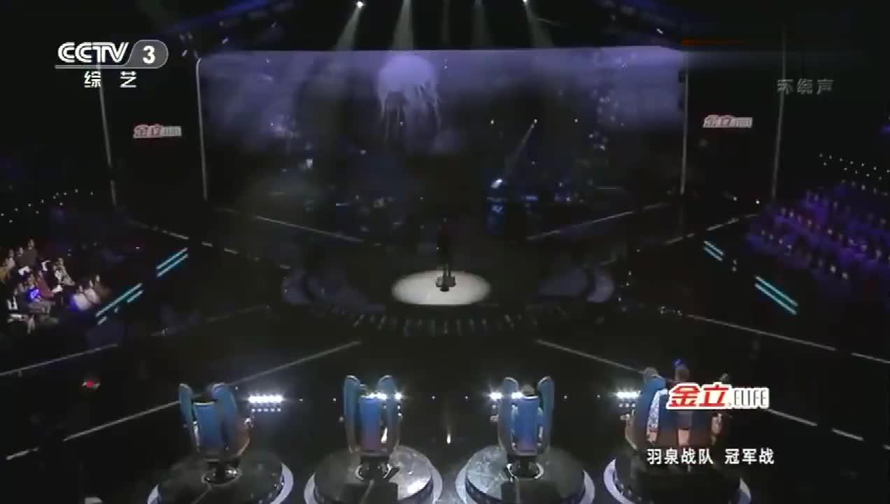 中国好歌曲:学员演唱羽泉比学员都紧张,开口惊艳了