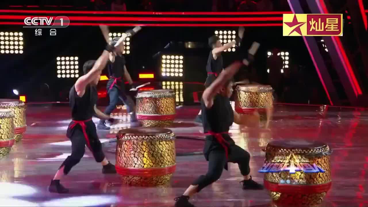 出彩中国人:台湾小伙出彩舞台表演大环舞,引蔡国庆鼓掌
