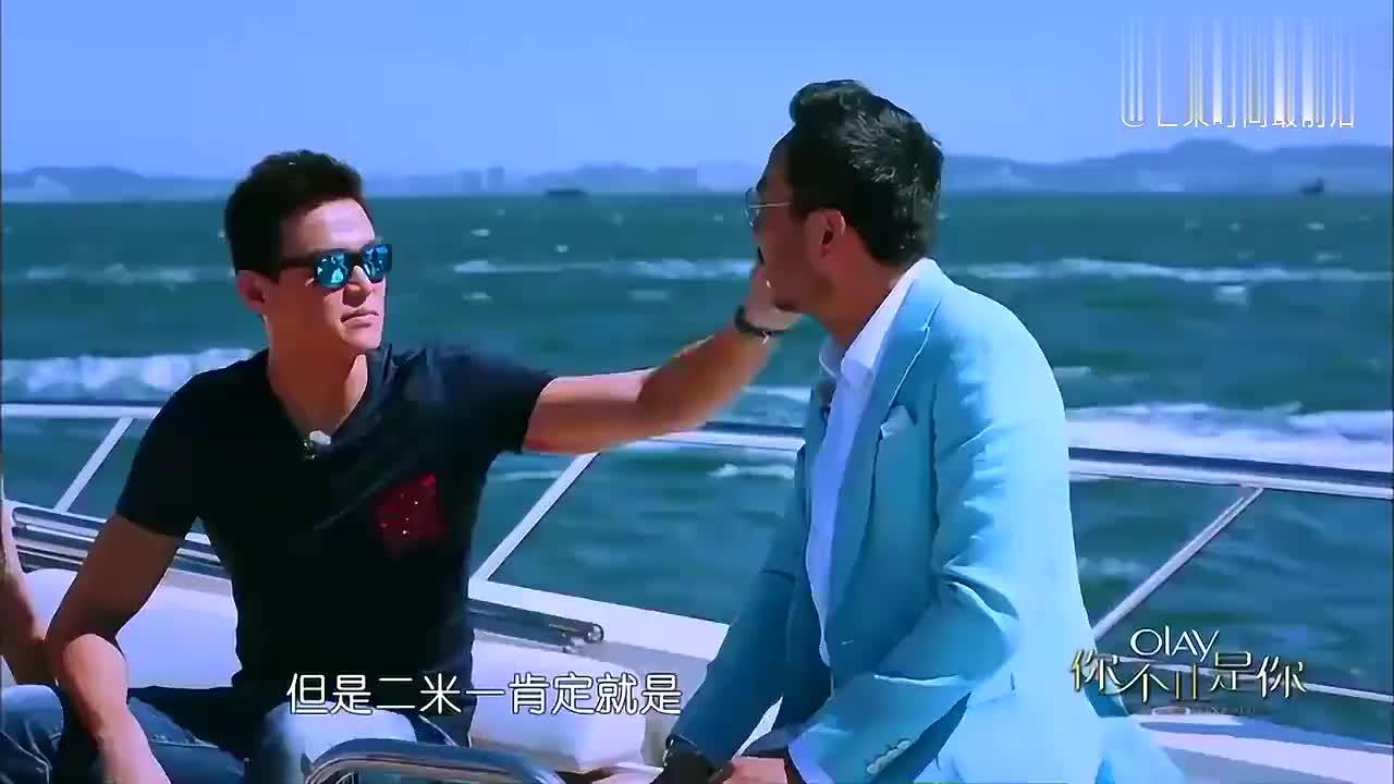 孙杨胆子真大,竟和奚梦瑶上演泰坦尼克号,何猷君三秒抵达战场!