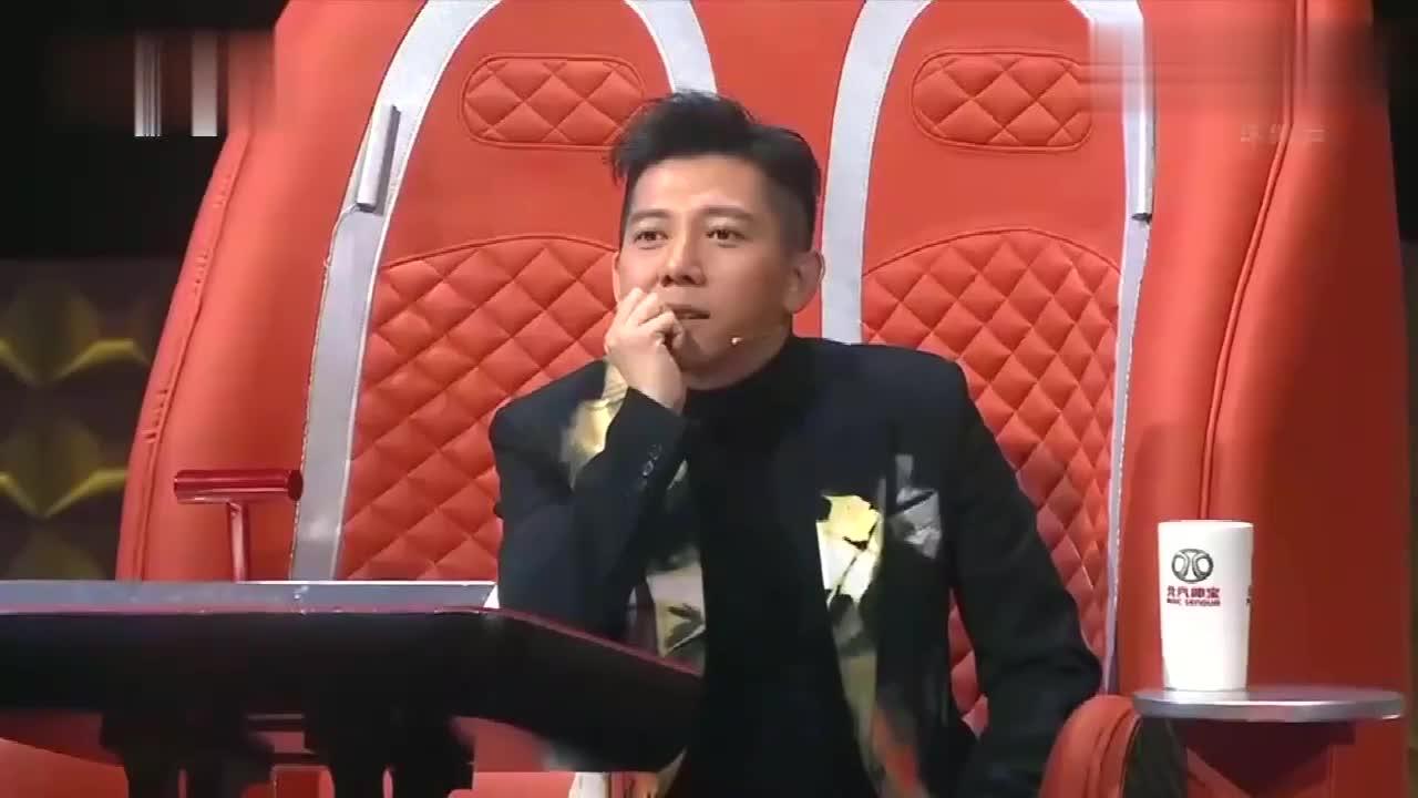 中国好歌曲:刘欢按下直通键,学员终于绷不住了,热泪盈眶