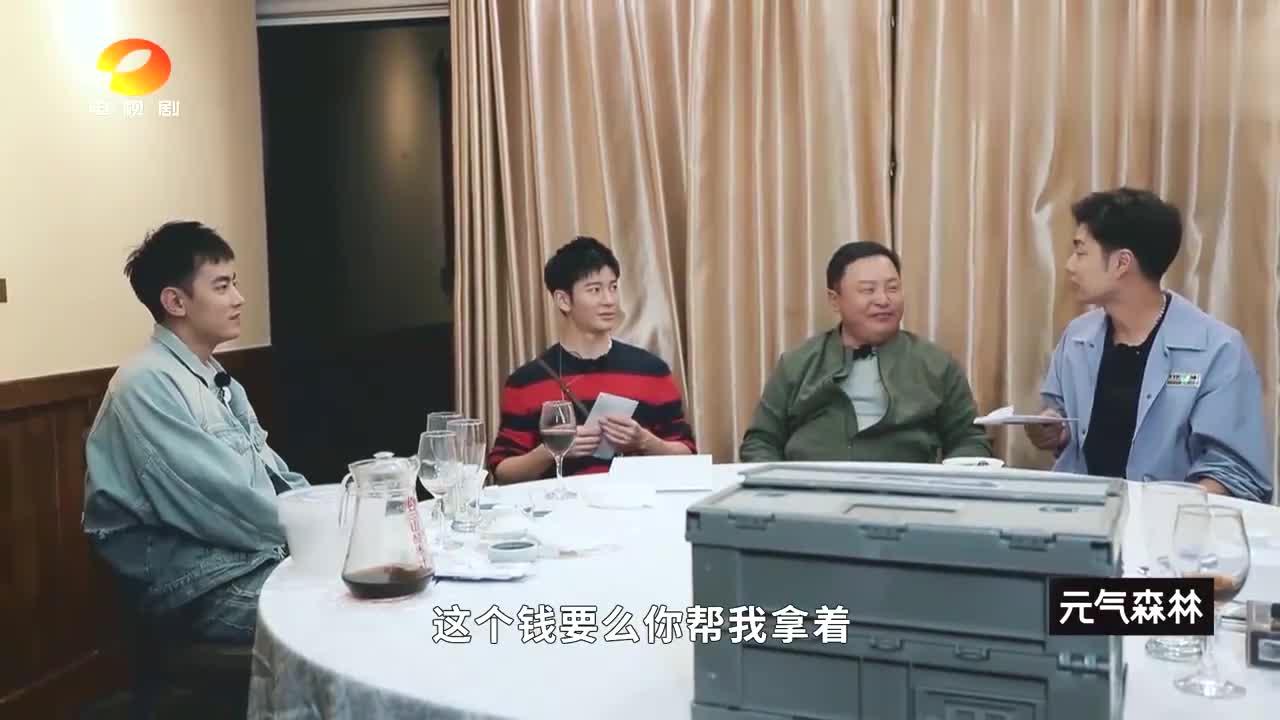 """阎鹤祥凭实力出圈,随口说话就爆""""梗"""",不愧是德云少班主的捧哏"""
