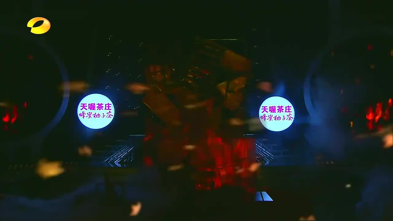 刘忻模仿苏打绿,一模一样的嗓音震惊全场,谢娜:太像了!