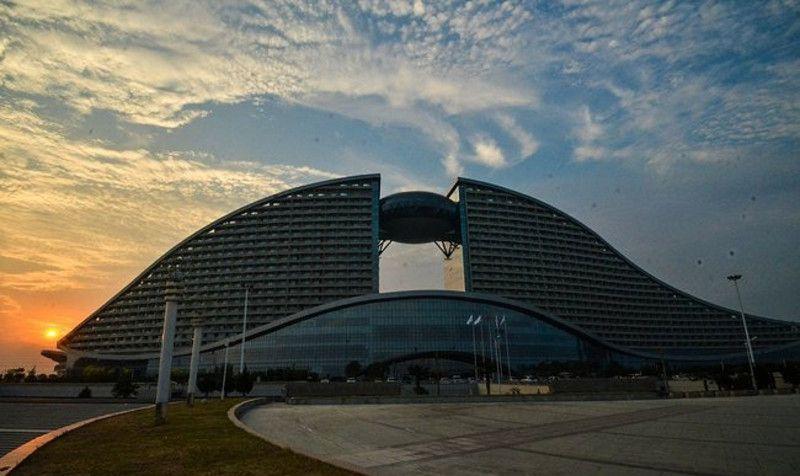 旅游:到武汉旅游,住进这样的酒店是一个不错的选择!