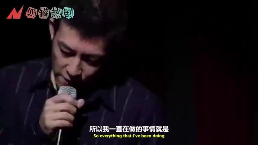 陈冠希在纽约为中国制造正名!放荡不羁的外表,藏有一颗爱国心!