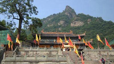 """""""福地仙山负盛名""""的武当山,从古至今仍有许多文人骚客称赞"""
