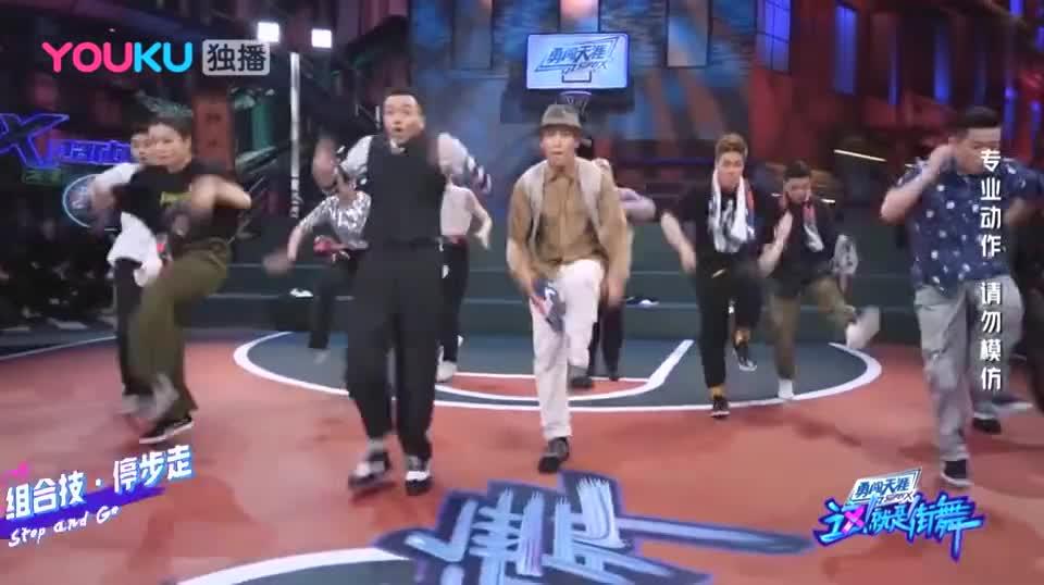 这就是街舞2:叶音AC夺冠几率大!一个靠跳舞,一个靠表情出道