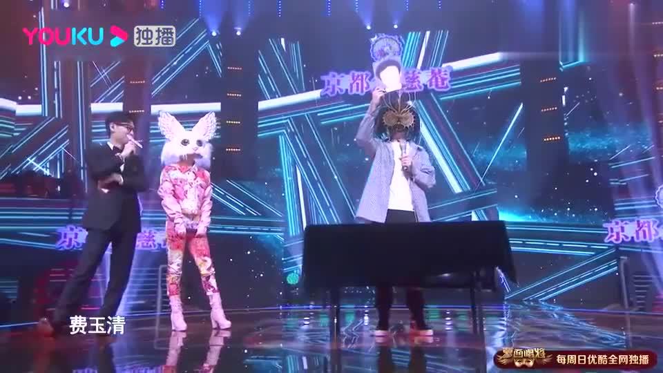 艺人现场模仿费玉清、张学友、腾格尔唱歌,大张伟惊了:好像啊!