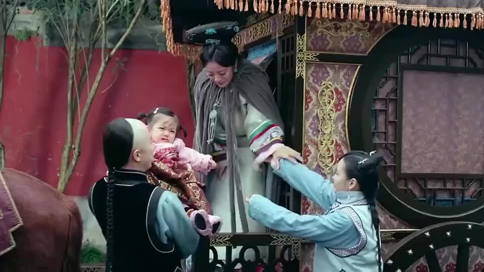 老婆带女儿回娘家过冬,回到家时,却看见怀着孕的丫鬟上了位!