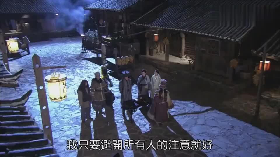 木府风云:一个男扮女装十多年的人,没想到却是心怀百姓的纯爷们