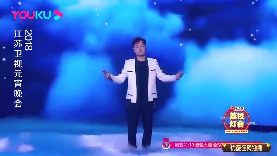 云飞一曲《天边》,比刀郎唱的还好听,不愧是草原情歌王子!