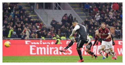 C罗冲击意大利杯,新科技助巨星跑更快