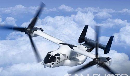 贝尔开始推广VIP版 V-22倾转旋翼机