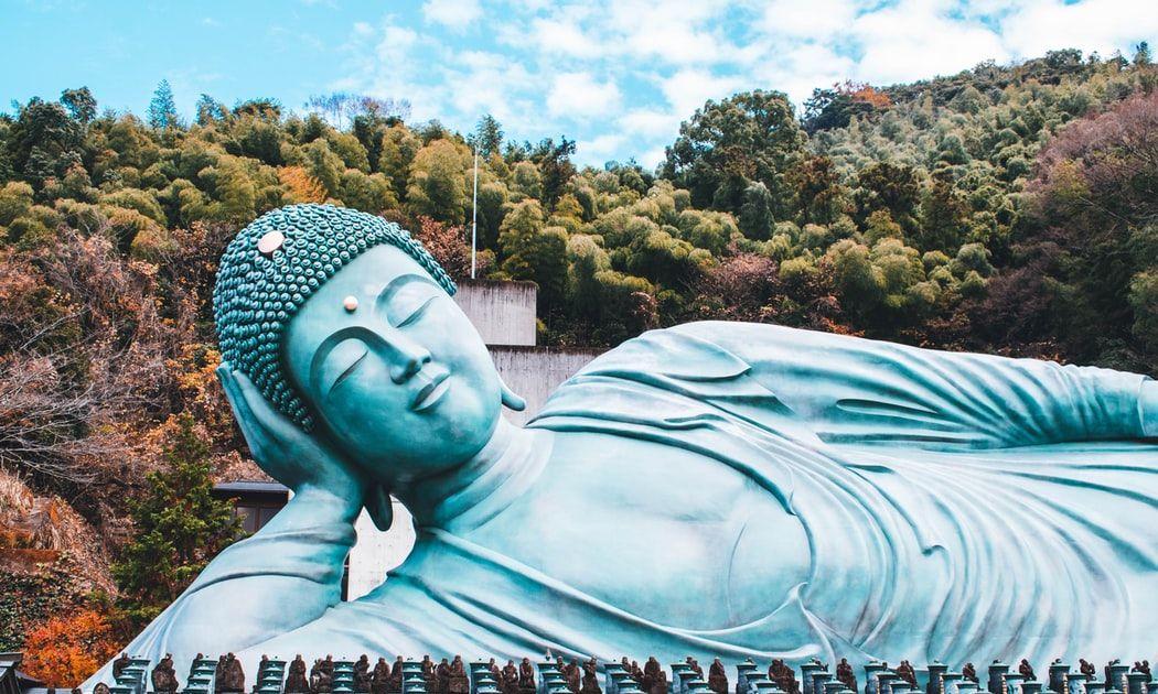 我搜集了世界各地佛像的超清照片