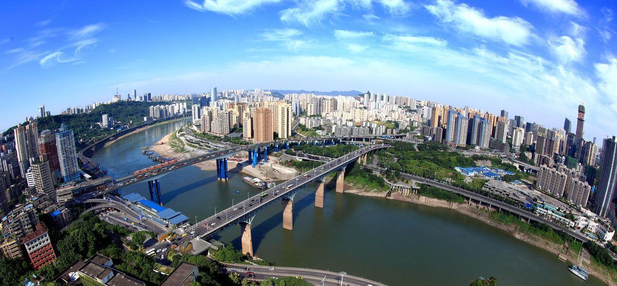 重庆最强的国际机场,是中国十大机场之一,比肩成都双流国际机场